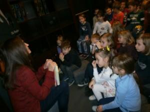 5 Ivanina kuća bajke - druženje s književnicom